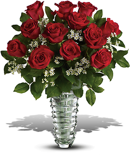 Beautiful Bouquet - Long Stemmed Roses