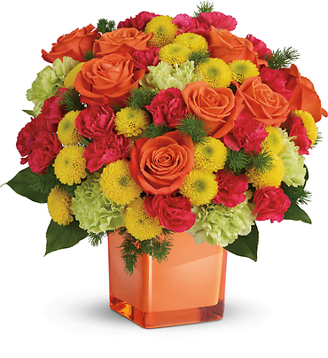 Citrus Smiles Bouquet